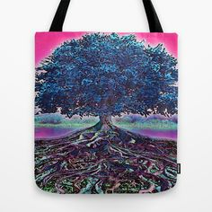 Really Rooted 2 Tote Bag by Amelia  Carrie - $22.00