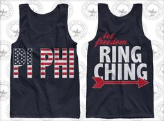 Pi Beta Phi Sorority Tank