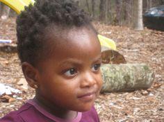 African American toddler hair tips
