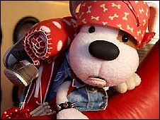 who is this cute lil' bookaboo? ~ http://news.bbc.co.uk/local/nottingham/hi/people_and_places/arts_and_culture/newsid_8390000/8390450.stm