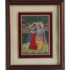 Cg Marble Miniature Painting Frames 5 - Online shopping INDIA - Buy Handicrafts,Gifts, Crafts,handmade, handcrafted, home decor, Gift items, Home Furnishing Items, Statues, Decorative, Indian Handicrafts, Paintings, Wall decor Items