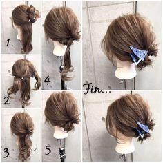 HAIR(ヘアー)はスタイリスト・モデルが発信するヘアスタイルを中心に、トレンド情報が集まるサイトです。20万枚以上のヘアスナップから髪型・ヘアアレンジをチェックしたり、ファッション・メイク・ネイル・恋愛の最新まとめが見つかります。 Hair Arrange, Up Hairstyles, Base, Updos, Bobby Pins, Hair Makeup, Stylists, Hair Beauty, Hair Accessories