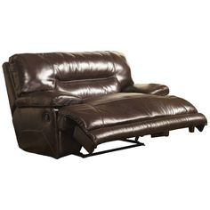 Exhilaration Chocolate Oversized Recliner I Want 2 Of