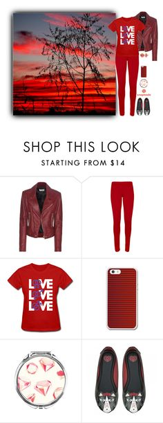 """""""Snapmade #4"""" by sarahguo ❤ liked on Polyvore featuring Balenciaga, WearAll and BERRICLE"""