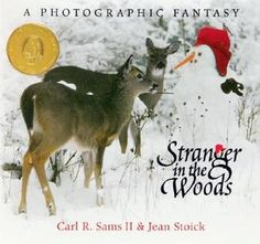 Stranger in the Woods: A Photographic Fantasy by Michigan authors Sam R. Sams & Jean Stoick