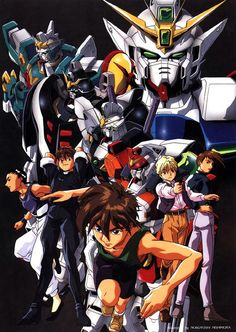 Randomness Here: Gundam Wing