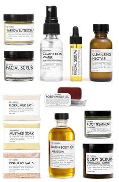 Detoxifying Beauty Rituals from Fig + Yarrow – Skincare packaging Bio Packaging, Skincare Packaging, Beauty Packaging, Cosmetic Packaging, Packaging Design, Packaging Ideas, Label Design, Organic Beauty, Organic Skin Care