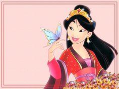 Mulan From Disney | Disney Leading Ladies Mulan