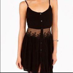 Tobi Daydreamin Lace Dress