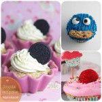 Cupcakes. 14 recetas paso a paso para hacer cupcakes perfectos.