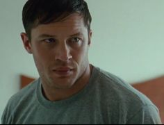 The man ~ The mouth  Tom Hardy