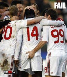 Soccer. Nough said.
