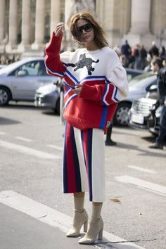 5 Days of Fearless Street Style From Paris Fashion Week