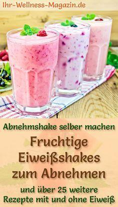 Fruity protein shakes - smoothies & slimming shakes to make yourself - Fruity p. - Fruity protein shakes – smoothies & slimming shakes to make yourself – Fruity protein shakes a - Smoothie Fruit, Apple Smoothies, Healthy Smoothies, Smoothie Recipes, Healthy Detox, Smoothie Detox, Juice Recipes, Carrot Smoothie, Pumpkin Smoothie