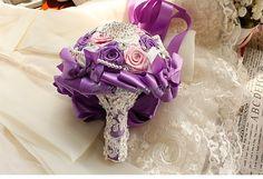 Matrimonio Bouquet Bouquet da sposa di rose di PrettyencounterCC