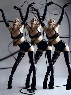 Photographer: Nick Knight. Publication: i-D Magazine. Model: Kate Moss