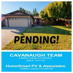 This beautiful home that comes with spacious backyard and sparkling pool is now Pending! If you would like to see a SOLD sign in front of your yard. Call today 209 581 6325 or visit my website