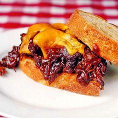Blackstrap Barbeque Braised Beef