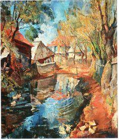Zsögödi Nagy Imre (1893-1976) - Zsögöd creek Painters, Artists, Artist