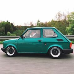 Fiat 126, Old Hot Rods, Steyr, Small Cars, Old Cars, Custom Cars, Concept Cars, Cars And Motorcycles, Dream Cars