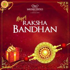 Celebrating the most beautiful bond of siblings. Nataraj Sarovar Portico Jhansi wishes everyone a Happy Raksha Bandhan. Happy Rakshabandhan, Nataraja, Raksha Bandhan, Rakhi, Siblings, Bond, Most Beautiful