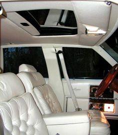 Cadillac Brougham dElegance