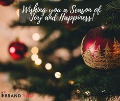 Brand You wishes you a Merry Christmas! Christmas is not a time nor a season, but a state of mind. To cherish peace and goodwill, to be plenteous in mercy, is to have the real spirit of Christmas. 🎄 . . #brand #b2b #entrepreneur #branding #brandidentity #logo #logodesigner Twelve Days Of Christmas, Christmas Tree Farm, Very Merry Christmas, Christmas Time, Christmas Wreaths, Christmas Bulbs, Christmas Gifts, Christmas Decorations, Holiday Decor