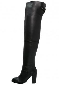 Topshop - BELL - Cuissardes - black