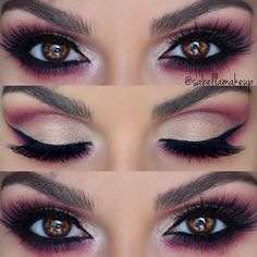 Makeup and Beauty @sabellamakeup Eotd! @anastasia...Instagram photo | Websta (Webstagram)
