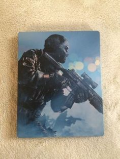 Call Of Duty Ghost Xbox One Steelbook - http://video-games.goshoppins.com/video-gaming-merchandise/call-of-duty-ghost-xbox-one-steelbook/