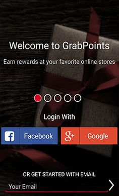 GrabPoints - Earn, Redeem, Enjoy!