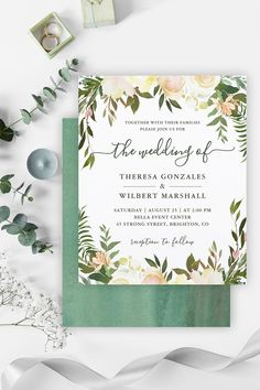 Greenery Wild Ivory Floral Themed Invitations, Cards, Stationery and more. Summer Wedding Invitations, Floral Wedding Invitations, Zazzle Invitations, Bridal Shower Invitations, Wedding Places, Wedding Place Cards, Floral Save The Dates, Wedding Seating, Wedding Themes