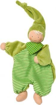 Stoff\'l - FEINES FÜR KINDER - Käthe Kruse - Puppe - Gugguli grün