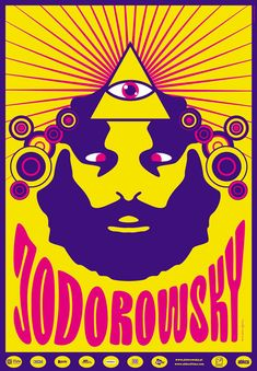 Directed by Louis Mouchet. With Fernando Arrabal, Peter Gabriel, Alejandro Jodorowsky, Marcel Marceau. The quest for the true personality of multi-talented cult artist and psycho-magician Alexandro Jodorowsky Polish Movie Posters, Film Posters, Music Posters, Designer Couch, The Holy Mountain, Mountain Images, Gena Rowlands, Michelangelo Antonioni, Faye Dunaway