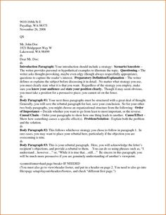 003 business organization letter format Business letter