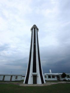 Fangyuan Lighthouse in Taiwan