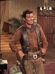 Peter Breck The Big Valley