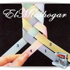 Ribbon braiding