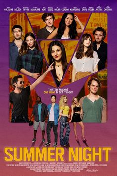 Directed by Joseph Cross. With Analeigh Tipton, Justin Chatwin, Victoria Justice, Callan McAuliffe. A coming-of-age story about the complexities of young romantic relationships. Night Film, Drama, Ian Nelson, Eduardo E Monica, Justin Chatwin, Streaming Hd, Ironman, Ex Machina, Summer Nights