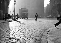 Vía Layetana 1950