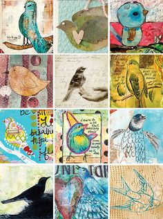 Trending Theme: Birds of a Feather + Win a Free Magazine