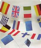 Decorate with European flags :)