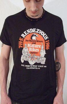 NEW Real True Dead Stock Vintage 80's Harley by POPWILDLIFE, $10.00