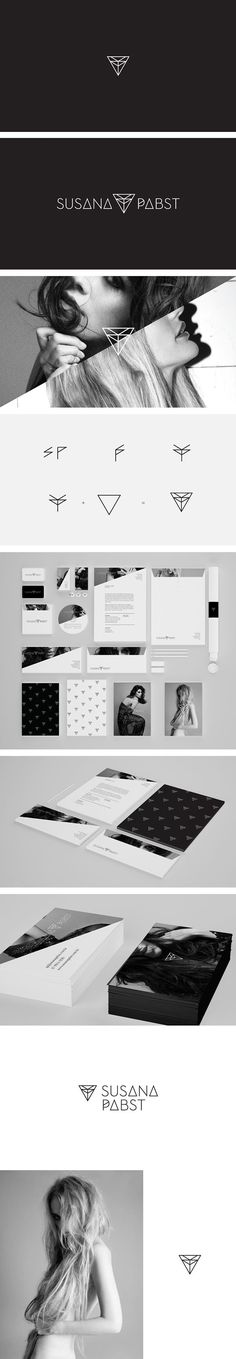 Susana Pabst by Arthur William Presser, via Behance                                                                                                                                                      More