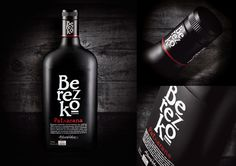 Berezco Pacharán Designed by CB'a Graell   Country: Spain