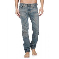Diesel Thavar 0807C Slim-Skinny Jeans on Sale at Designer Man