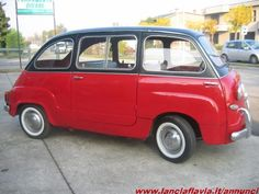 FIAT Multipla, 1956 Fiat 600, Vespa, Fiat Panda, Fiat Abarth, Small Cars, Car In The World, Print Wrap, Bugatti Veyron, Car Show