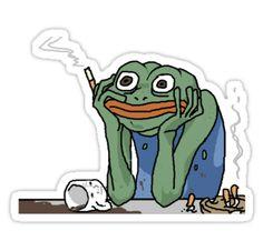 Stress Pepe