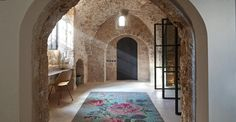 A Jaffa, Tel Aviv, lo studio Pitsou Architects rinnova la tradizione mediorientale - Living