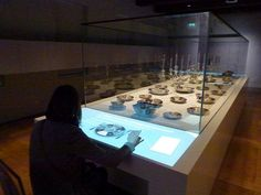 Image result for interactive display case